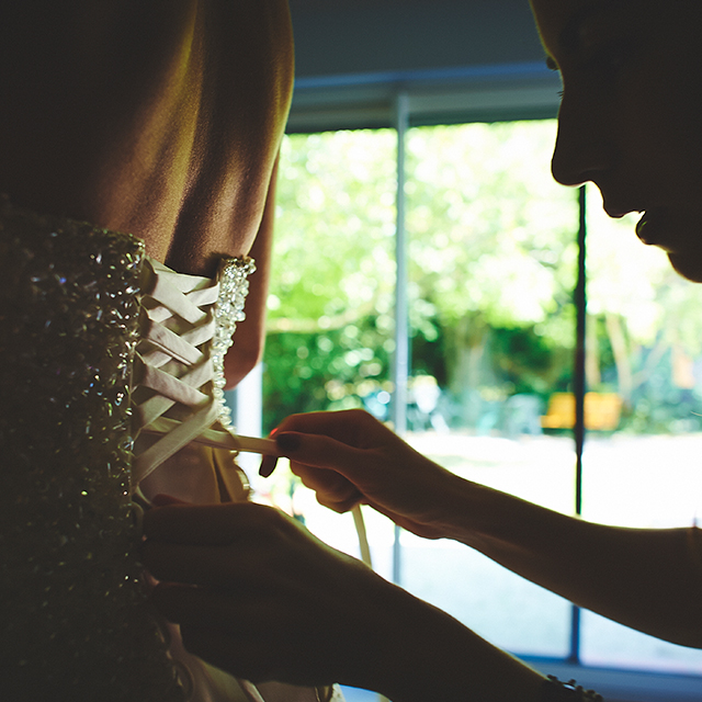 mariage, robe