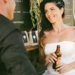 Shooting inspiration mariage rock tatouages foodtruck bière