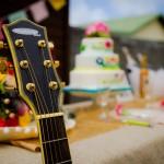 Shooting inspiration mariage mexicain Ma Régisseuse La Réunion guitare wedding cake