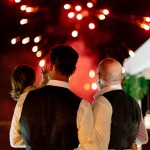 Mariage Ma Régisseuse S&J gay homosexuel feux d'artifice