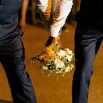 Mariage Ma Régisseuse S&J gay homosexuel bouquet