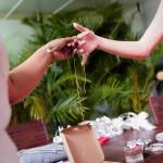 Mariage Réunion Ma Régisseuse wedding planner collier cadeau préparatifs