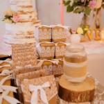 Mariage Réunion Ma Régisseuse wedding planner cadeaux aux invités dentelle