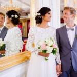 Mariage Réunion Ma Régisseuse wedding planner bouquet mairie love just married