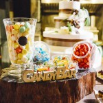 mariage, gâteaux, bonbons,