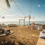 Mariage Réunion Ma Régisseuse wedding planner cérémonie laïque plage filaos arche décoration