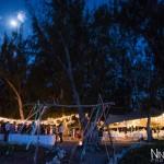 Mariage Réunion Ma Régisseuse wedding planner cérémonie laïque plage filaos lumières