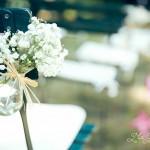 Mariage, fleurs, cérémonie laïque
