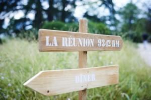 La Réunion, signalétique