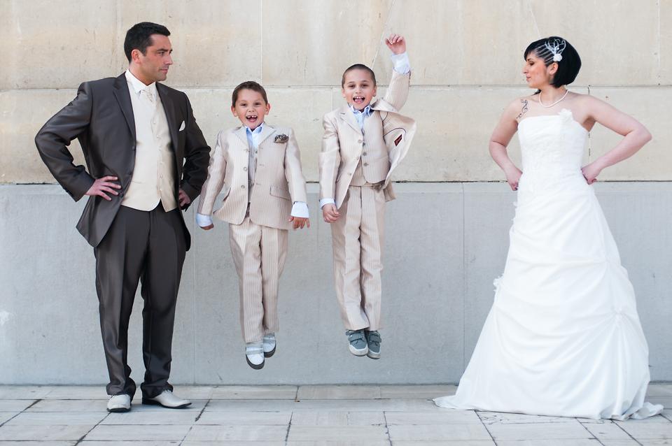 Photo mariage Ludovic Ismael