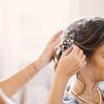 Mariage Ma Régisseuse wedding planner La Réunion préparatifs coiffure fleurs tresse