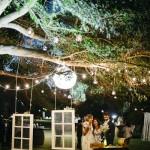 Mariage Ma Régisseuse wedding planner La Réunion décoration lumières tonneaux plan de table original