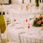 Mariage Ma Régisseuse wedding planner La Réunion décoration table fleurs cadeaux invités épuré rhum