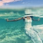 shooting mariage aquatique