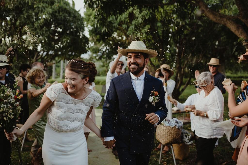 Laure & Boris-mariage créole
