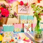 Shooting inspiration mariage mexicain Ma Régisseuse La Réunion pop corn décoration fleurs couleurs