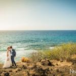 Mariage Réunion Ma Régisseuse wedding planner mariés mer plage
