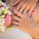 Mariage Réunion Ma Régisseuse wedding planner focus alliances bouquet