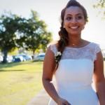 Mariage Réunion Ma Régisseuse wedding planner mariée sourire amour robe