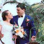 mariage, bouquet, fleurs, décoration,