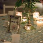 mariage, plan de table, groupe, musique, décoration,