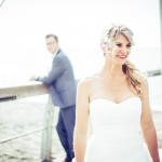 mariage, robe, soleil, réunion,