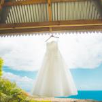 mariage, robe, réunion,