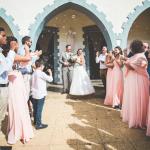 mariage, allée, robe,