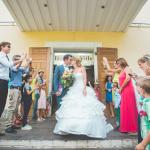 mariage, robe, costume, mairie,
