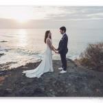 mariage, robe, réunion, plage,