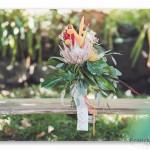 mariage, bouquet, réunion, fleurs,