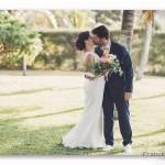 mariage, bisous, réunion, nature, bouquet,