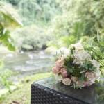 mariage, décoration, nature, bouquet,