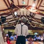 mariage, décoration, lumière,