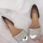 chaussure, mariage,